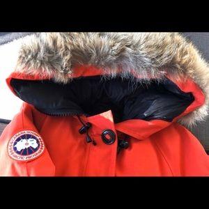 Women's Canada Goode Chilliwack Bomber Jacket